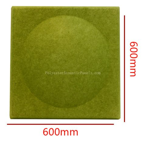 3D Polyester Panels 3D PET Absorber Acoustic PET Acoustical Board