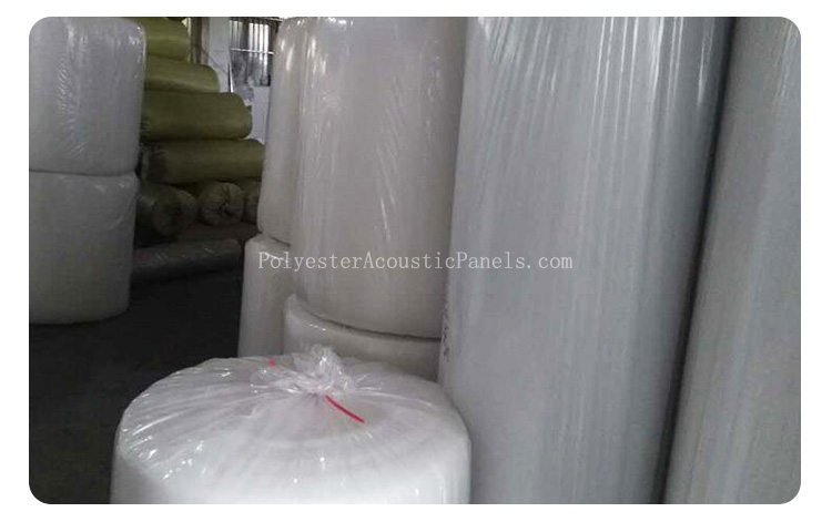Acoustic Batts Polyester Fiber Batts Sound Batt Insulation