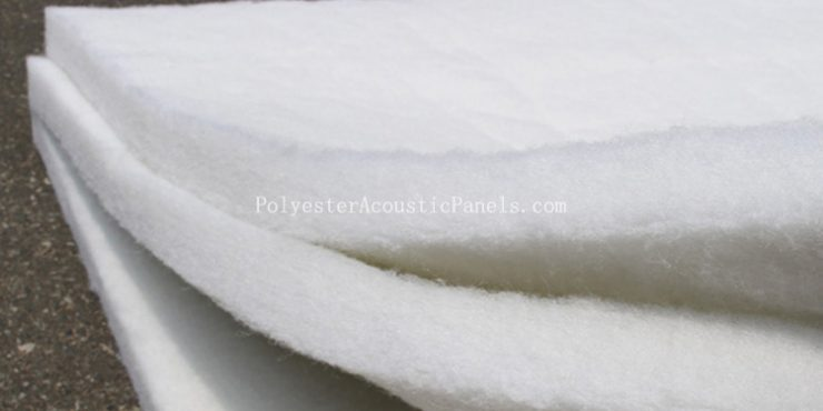 Acoustic Insulation Panels 50Mm Board Acoustic Sound Insulation Materials