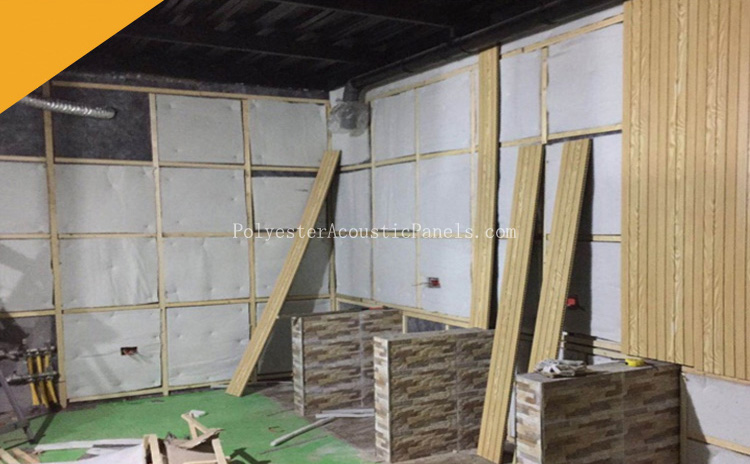 Acoustic Wool For Soundproofing Acoustical Insulation Wool Acoustic Panels
