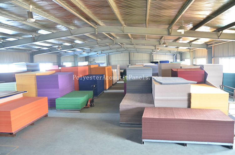 Decorative Acoustic Wall Panels Shape Design Acoustic Sound Absorbing Wall Panels