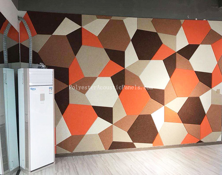 Geometric Acoustic Panels Interior Eco Panel Soft Sound Acoustic Panels