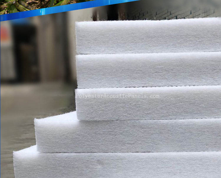 Noise Blocking Panels Polyester Block Board Acoustic Blocking Material
