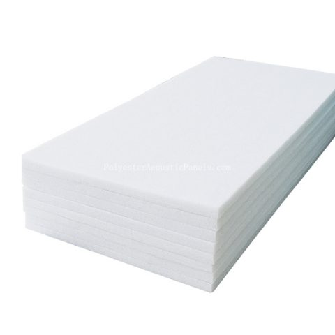 polyester acoustic insulation polyester fiber insulation wall blanket