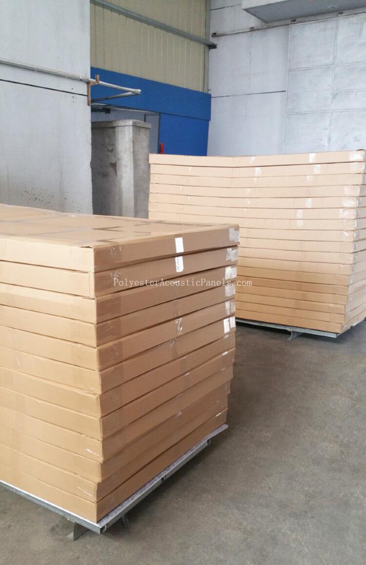 Polyester Acoustic Panels Manufacturer Polyester Fiber Acoustic Panel
