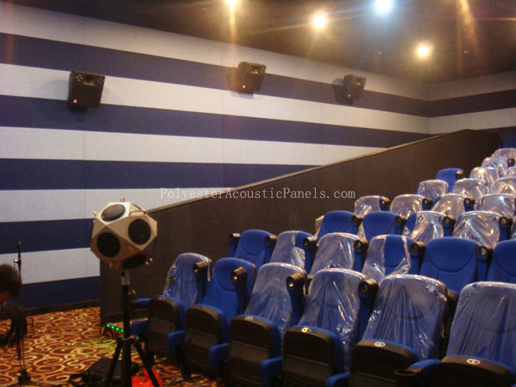 Theatre Acoustic Panels Polyester China Home Theater Acoustic Panels